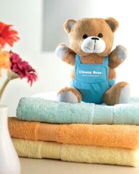 Urs pluș cu tricou personalizate